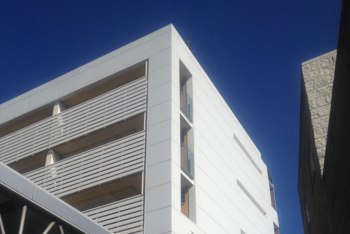 Residential building update in Badalona